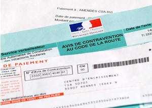 Amende Suite A Une Infraction